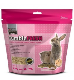 Litière en cellulose Supreme Tumblefresh
