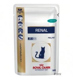 Sachets fraîcheur Veterinary Diet Renal pour chat