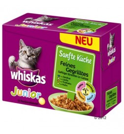 Whiskas Cuisine tendresse Junior