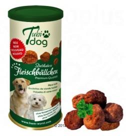 Boulettes de viande pour chien