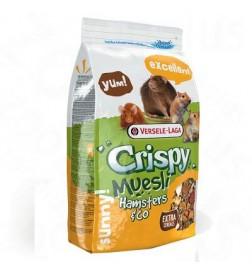 Crispy Muesli pour hamster et autre rongeur