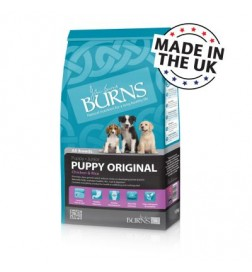 Burns Puppy Original poulet et riz