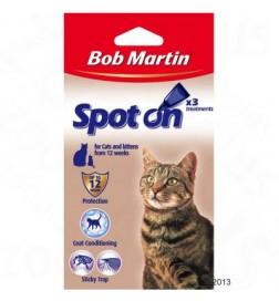 Protection antipuces et tiques pour chat