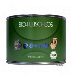 Herrmanns Bio pour chien et chat aux légumes