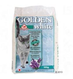 Litière Golden White