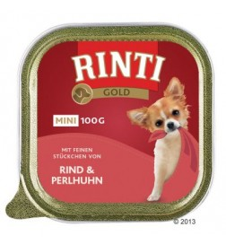 Boîtes Rinti Gold Mini