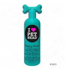 Shampoing Pet Head Puppy Fun