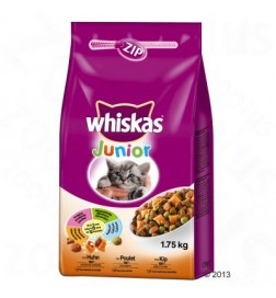 Croquettes Whiskas Junior