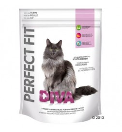 Perfect Fit Diva poulet pour chat