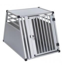 Cage de transport Aluline pour chien