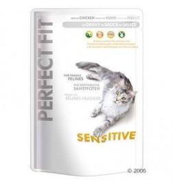 Sachets fraîcheur Perfect Fit Sensitive