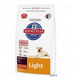 Canine Adult Large Breed Light