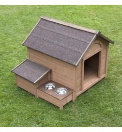 niche sylvan confort fsc pour chien autre pas cher achat. Black Bedroom Furniture Sets. Home Design Ideas