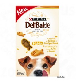 Purina DeliBakie Fishies Biscuits