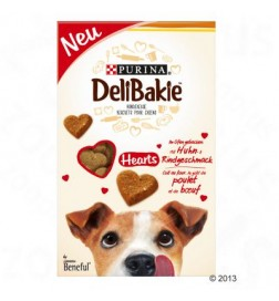 Purina DeliBakie Hearts Biscuits