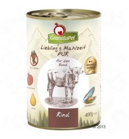 Boîtes Liebling's Mahlzeit Pur