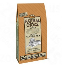 Nutro Choice Adult Light Agneau et riz