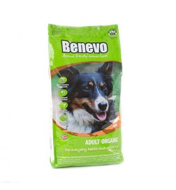 Benevo Organic, croquettes végétariennes pour les chiens adultes