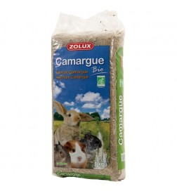 Foin bio de Camargue