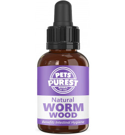 Vermifuge liquide natural wormwood