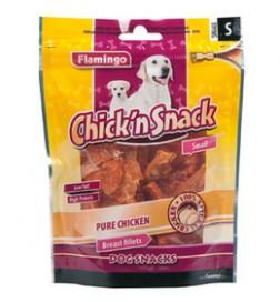 Blancs de poulet séchés pour chien 170 gr