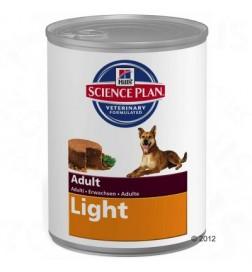 Canine Adult Light