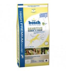 Bosch Sensitive agneau et riz