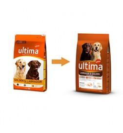 Ultima Labrador et Golden Retriever 7.5kg