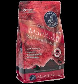 Croquettes Manitok Formula pour chien