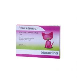 Biocajunior Vitalité croissance pour chat