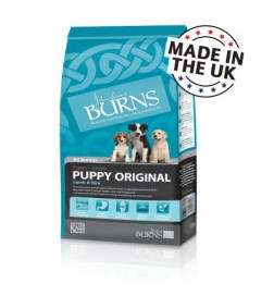 Burns Puppy Original agneau et riz