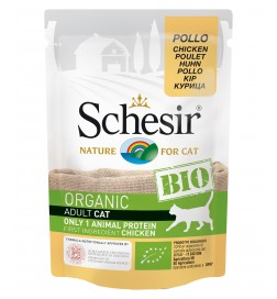 Schesir Humide BIO pour chat