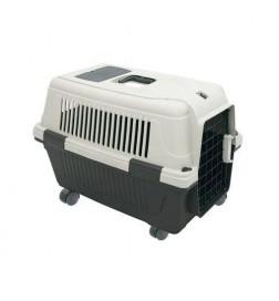 Panier de transport avec roulettes pour chiens et chats