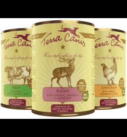 TERRA CANIS - Menus Classic