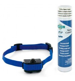 Collier anti-aboiements avec Spray de Pet Safe spécial chien de petite taille