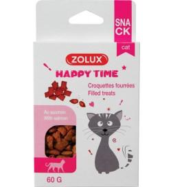 Croquettes Happy Time fourrées au saumon