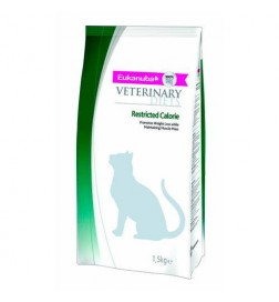 Eukanuba Restricted Calorie Formula pour chats