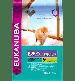 Eukanuba Puppy petites races