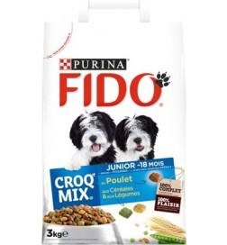 Fido Croq Mix Junior
