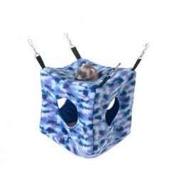 Super Cube à Suspendre pour Furets