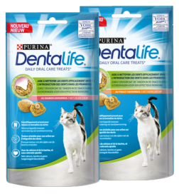 Friandise bucco-dentaire DentaLife® Chat