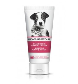 Shampoing pour chiot et chaton