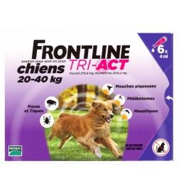 Frontline Tri-Act Chien