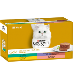 GOURMET® Gold Les Terrines