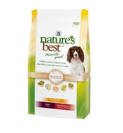 Croquettes Hill's Nature's Best Adult Mini/Medium