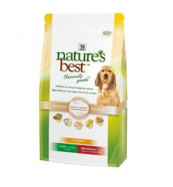 Croquettes Hill's Nature's Best Puppy Mini/Medium