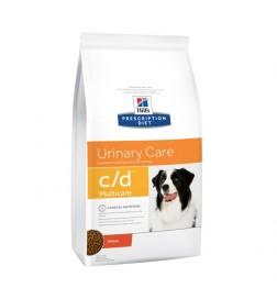 Croquettes Prescription Diet Canine c/d multicare