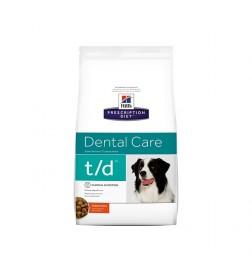 Croquettes Prescription Diet Canine t/d