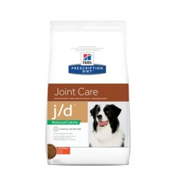 Croquettes Prescription Diet Canine j/d reduced calorie