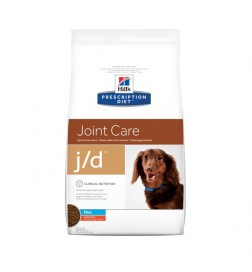 Croquettes Prescription Diet Canine j/d Mini